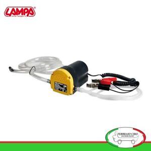 POMPA-ASPIRAOLIO-UNIVERSALE-CAMBIO-OLIO-12V-Lampa-72163