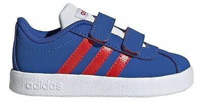 Adidas Core Kleinkinder Kinder Freizeit Und Sport Schuh Vl Court 2.0 Cmf I Blau Ideales Geschenk FüR Alle Gelegenheiten