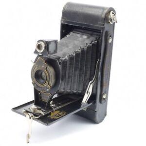 Kodak-No-2A-Folding-Autographic-Brownie-Folding-Camera-116-Film-c-1915-1926