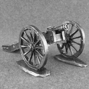 Model-Figures-Toy-Medieval-1-32-Antique-Vintage-Cast-Cannon-Toy-Soldiers-54mm