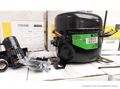 115V compressor Secop SC18MLX 104L2105 identical as Danfoss R404a//R507 195B4056