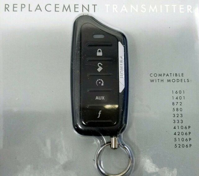 Python Replacement for Discontinued 7153P 1 Way Remote Control Transmitter