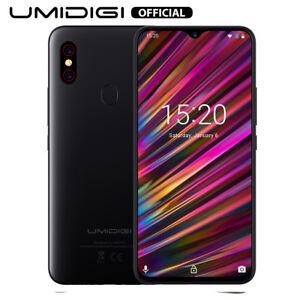 UMIDIGI-F1-Android-9-0-6-3-Zoll-LTE-4G-128GB-4GB-Smartphone-Handy-ohne-Vertrag