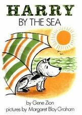 Trophy Picture Bks.: Harry by the Sea by Gene Zion (1976, Paperback)