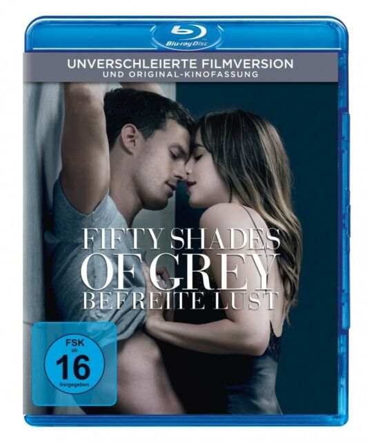 Brant Daugherty - Fifty Shades of Grey - Befreite Lust, 1 Blu-ray