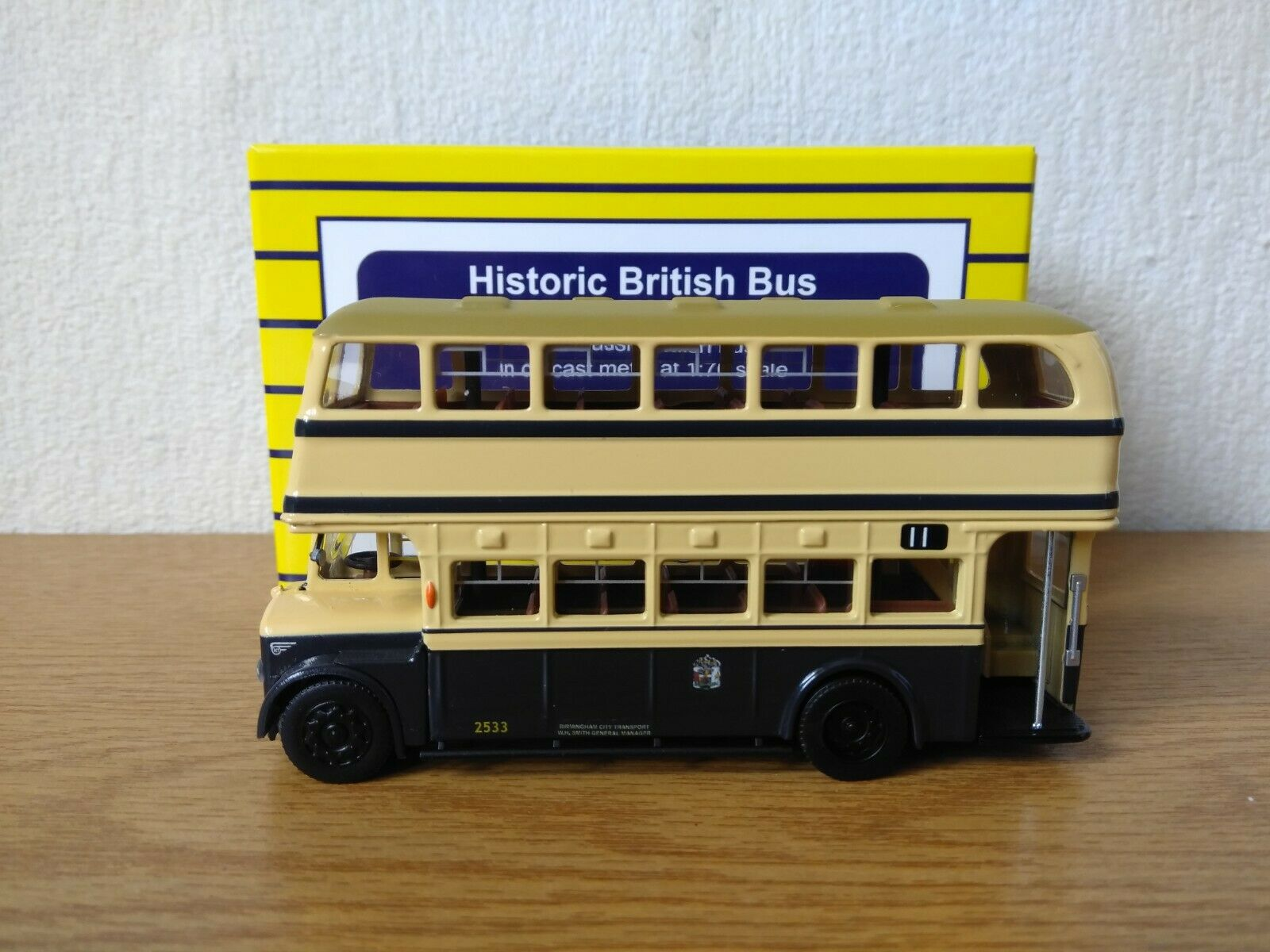 FORWARD MODELS VERY RARE CODE 3 BUS