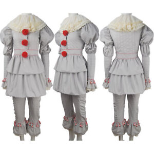 Halloween Costumes For Kidsboys.Details About Kids Boys Pennywise The Dancing Clown Cosplay Halloween Costume Toys