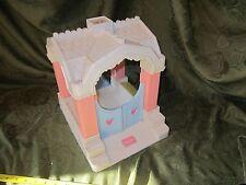 Vintage Playskool Dollhouse Horse Barn Stable Accessory Piece Barn Ranch toy