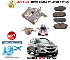 FOR HYUNDAI IX35 1.6 1.7 2.0 CRDI 2.4 2010-> NEW FRONT LEFT BRAKE CALIPER + PADS