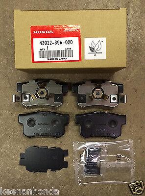 Genuine OEM Honda CR-V Rear Brake Pad Set 2002-2004 Brakes Pads CRV