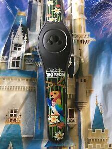 NEW Disney Parks ENCHANTED TIKI ROOM JOSE BLACK Magic Band Magicband 2