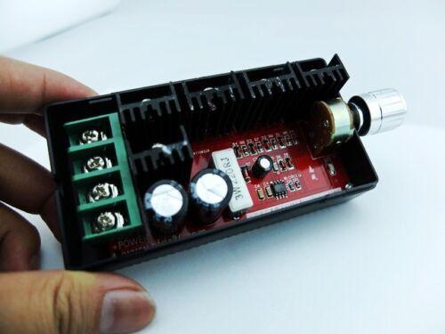 DC 9V 28V 30A  12V 24V Max 800W  Motor Speed Control PWM HHO RC Controller