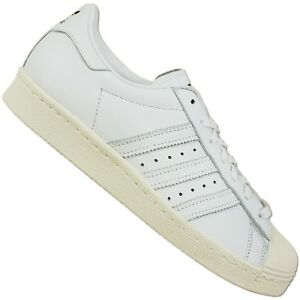 Deluxe Grain Leather 70s 5 Bianco Full Retrosneaker Superstar 1 4 3 Adidas UK 37 WxBFnEC