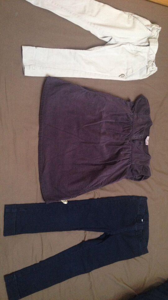 Blandet tøj, Bukser og kjole, Pomp de Lux