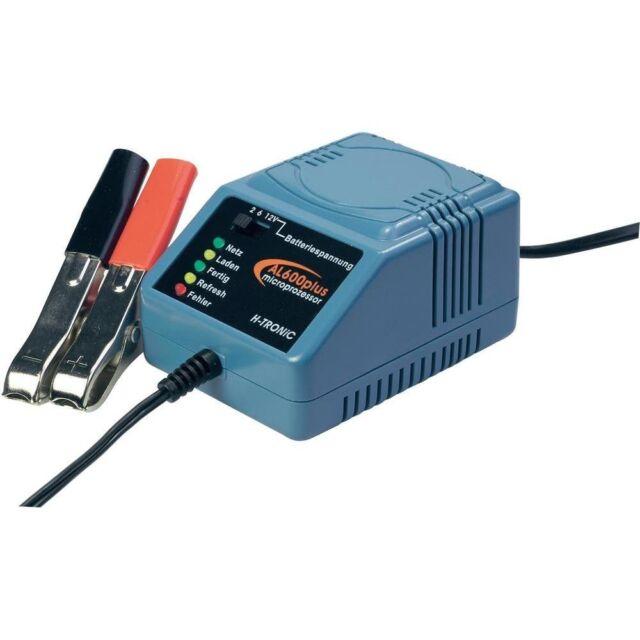 Automatik Ladegerät AL600 PRO - 2V 6V 12V BLEI Akkus 0,6A 600mA Überladeschutz