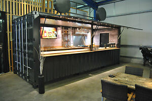 verkaufscontainer imbiss imbisscontainer grill. Black Bedroom Furniture Sets. Home Design Ideas