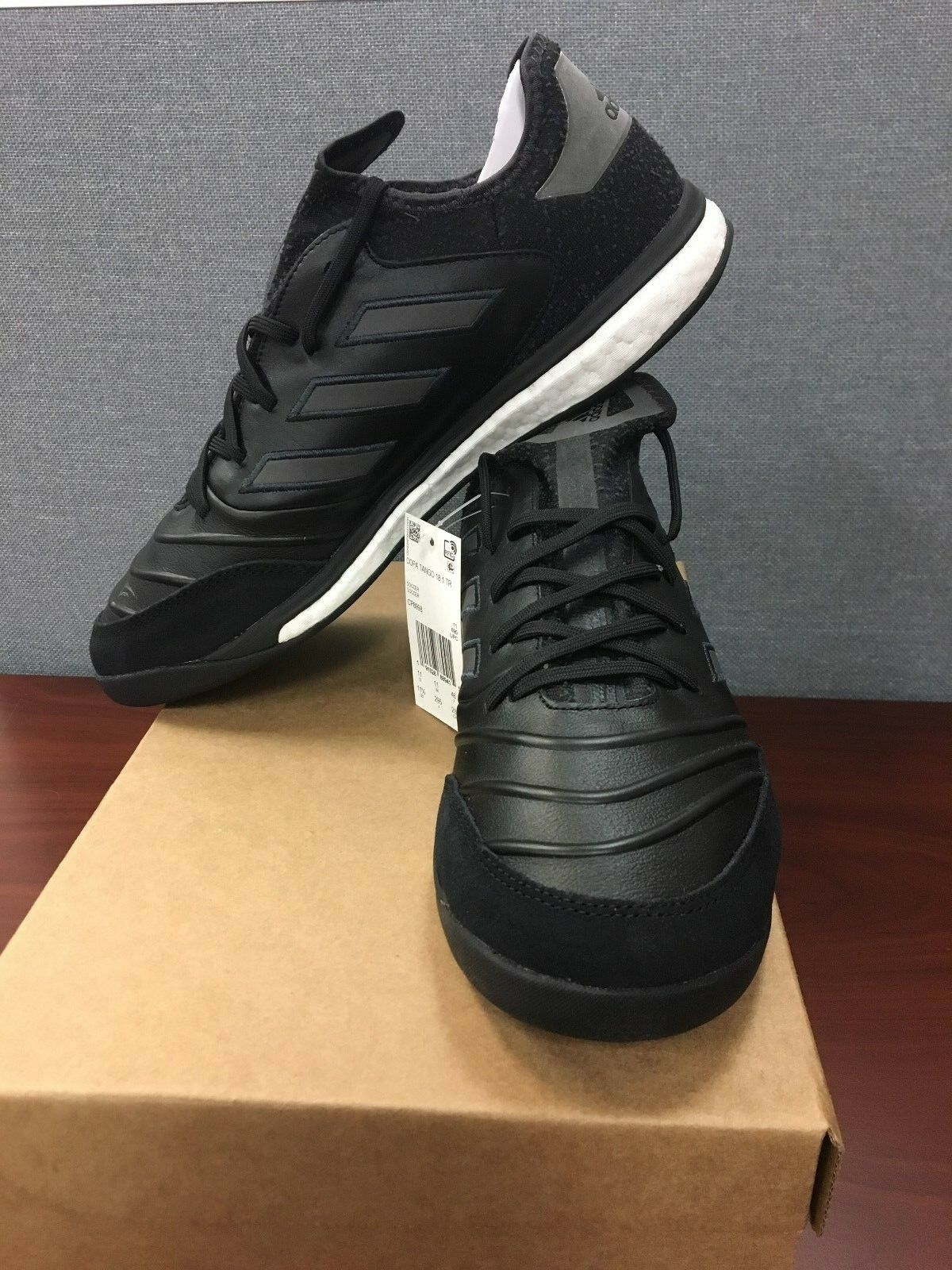 Adidas Copa Tango 18.1 shoes - Men's Soocer, SKU CP8998 Size 11.5