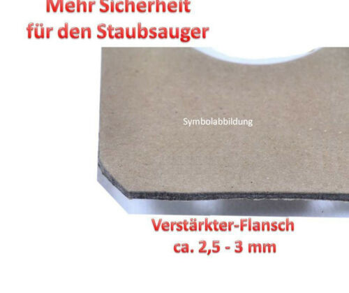 6.904-263 5 Vlies Staubsaugerbeutel passend für KÄRCHER Original Nr