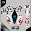 Grafiche-personalizzate-TM-RACING-EN-MX-250-F-CROSS-RiMotoShop-Ultra-grip miniatura 2