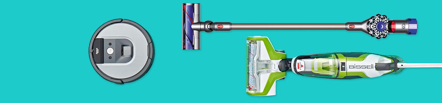 Top-Brand Vacuums