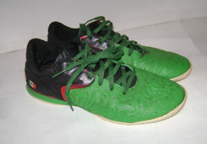 promo code c0092 c3e64 Image is loading adidas-Indoor-Soccer-Cleats-Shoes-Size-7-YOUTH-