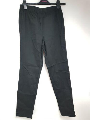 Simply Be Slim Leg Jeggins Black UK 12