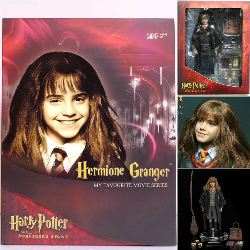 HARRY POTTER Hermione Granger 1 6 Action Figure 12″ Star Ace Toys SA0004 RARE