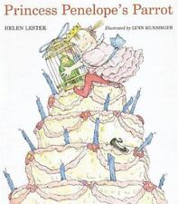 Princess Penelope's Parrot, Lester, Helen, Good Book