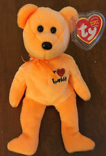 TY I LOVE FLORIDA BEANIE BABY A STATE EXCLUSIVE