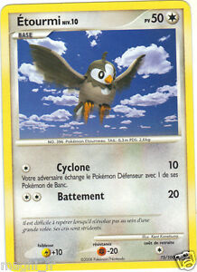 Pokemon-n-75-100-ETOURMI-niveau-10-PV50