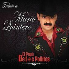 Various Artists, Tributo A Mario Quintero El Papa De Los Pollitos, Very Good