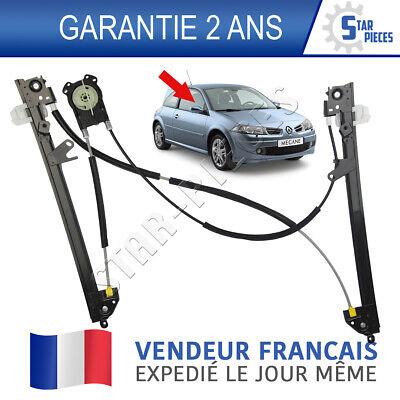 Pour Renault Megane Coach coupé 96-03 Avant Côté Droit 2//3 Portes Lève Vitre