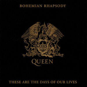 QUEEN-BOHEMIAN-RHAPSODY-7-034-VINYL-SINGLE-1991