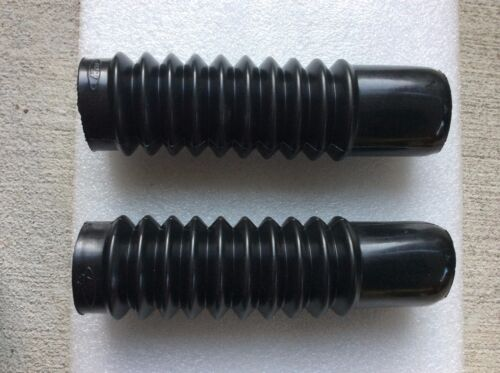 Honda CL70 CT70  SS50 New Front Fork Boots Rubbers 2 fork boots