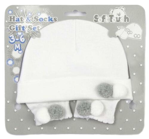 Baby Soft filles Turban caps Haut Garçon Noeud Style Nœud Wrap Beanie Chapeaux 0-6 mois
