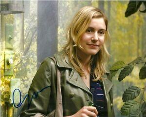 Sexy-Greta-Gerwig-Autographed-Signed-8x10-Photo-COA