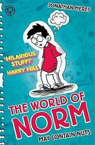 The-World-of-Norm-May-Contain-Nuts-Book-1-Meres-Jonathan-Very-Good-Book