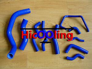 Blue-silicone-radiator-hose-for-Nissan-SILVIA-200SX-S13-S14-S15-SR20DET