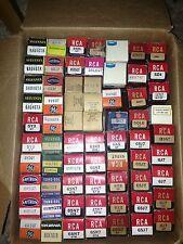 RCA 6J7 vacuum tube NIB NOS free shipping