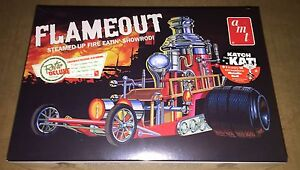 AMT-Flameout-Show-Rod-1-25-scale-model-car-kit-new-934