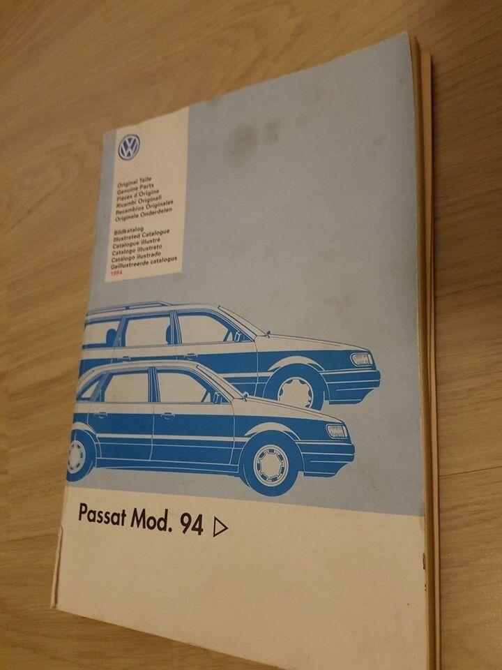 VW Originaldele, VW Originale Teile 1994