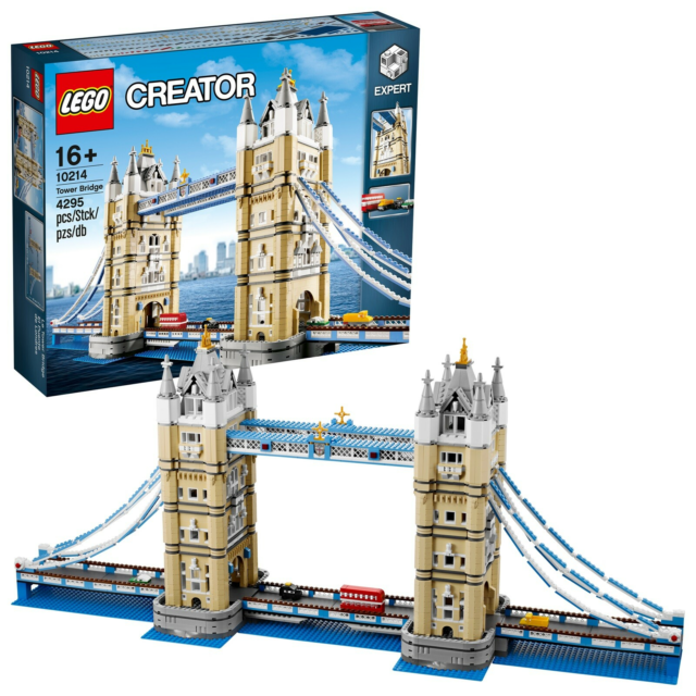 Lego Creator, 10214 London Tower Bridge, Helt ny og uåbnet.…