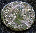 "Ancient Roman Coin "" Valens "" 364 - 378 A.D. REF# S4018 18 mm Diameter"
