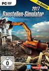 Baustellen-Simulator 2017 (PC, 2016)