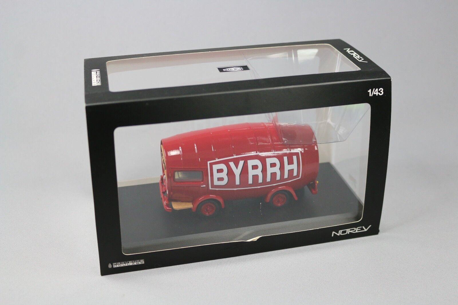 ZC1005 Norev Provence Moulage PM0093 Miniature 1 43 Camion 1953 Le Tonneau Byrrh