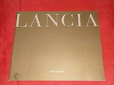 LANCIA Phedra 2.0 Multijet 16V + 2.0 16V JTD Comfortronic Prospekt von 2006