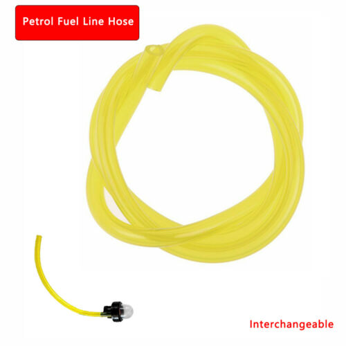 Neu Primerkolben Benzinpumpe schlauch Benzinschlauch für Stihl Husqvarna Honda