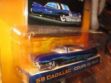 59 cadillac coupe de ville JADA   DUB CITY  OLD SCHOOL 2003 1/64 PURPLE