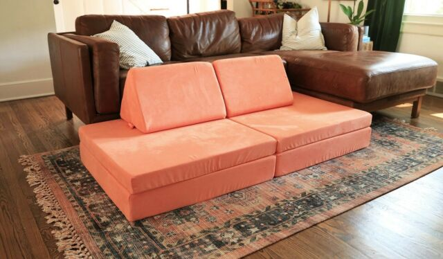 The Nugget Comfort Couch Peachtree (CONFIRMED ORDER) Rare ...