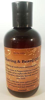 Smart Mens Shaving Beard Oil 100ml Health & Beauty
